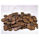 Lot of (XX) Lincoln Cents