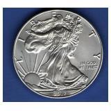 2017 BU Silver Eagle