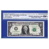 1988-A $1 Web Press Note
