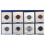 20 BU World Coins