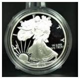 2006-W Proof Silver Eagle