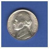 1945-P Jefferson Nickel