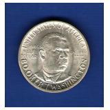 1946 BU Booker T Washington Half