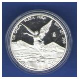 2011 1/4 oz. Proof Mexico Libertad