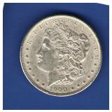 1900-P Morgan Dollar