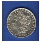 1882-O Morgan Dollar