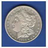 1885-S Morgan Dollar