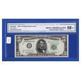 Series 1950-C $5 Note