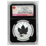 2015 Canada Reverse Proof $1