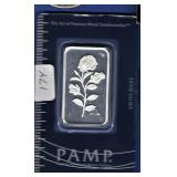 Pamp Suisse 20g Silver Bar