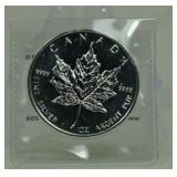 2009 Proof 1 oz. Canada $5