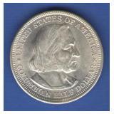 1893 Columbia Exposition Half Dollar