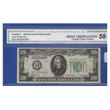 Series 1934 $20 FRN