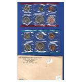 1972 P&D Mint Set