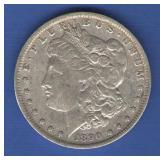 1890-O Morgan Dollar