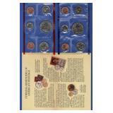 1990 P&D Mint Set
