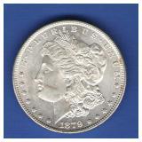 1879 Morgan Dollar