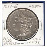 1879-S Morgan Dollar