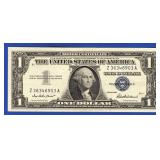 Series 1957 $1 Silver Certificate