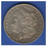 1890-O Morgan Dollar