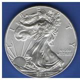 2012 BU Silver Eagle