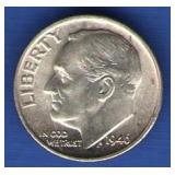 1963 Proof Roosevelt Dime