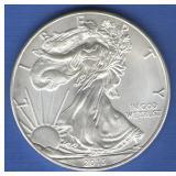 2013 BU Silver Eagle
