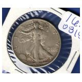 1944-S Walking Liberty Half