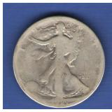 1921-S Walking Liberty Half