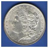 1879 UNC Morgan Dollar
