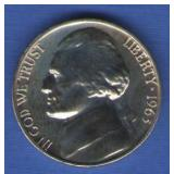 1963 Proof Jefferson Nickel