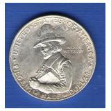 1920 BU Pilgrim Half Dollar