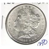 1886 UNC Morgan Dollar