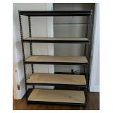 Two 4ft X 6ft Shelving Units
