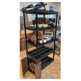 Athletic Equipment & Shelf