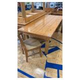 3 Large Wooden Tables