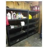 Metal Shelving & Storage Bin