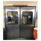 Swinging Commercial Kitchen Doors