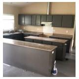Large Kitchen Configuration