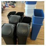 Large Selection Of Trash Bins
