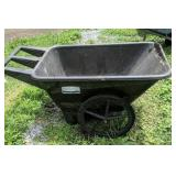 Rubbermaid Wheelbarrow