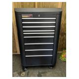 9 Drawer Lockable Tool Box