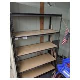 6ft Five Tier Industrial Shelf