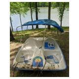 SeaHawk V Paddle Boat