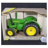 "Ertl John Deere 1953 Model ""D"" Die Cast Tractor"
