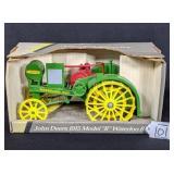 """Ertl John Deere 1915 Model """"R"""" Waterloo Boy"""