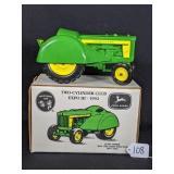 """Ertl John Deere """"620"""" Orchard Tractor"""