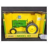Ertl John Deere 1953 Model 40 Die Cast Tractor