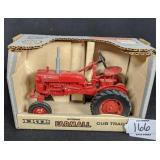 Ertl Farmall Cub Tractor