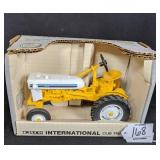 Ertl International Cub Tractor